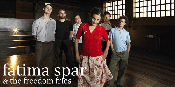 Pulsar para m�s informaci�n sobre 'Fatima Spar and the Freedom Fries'